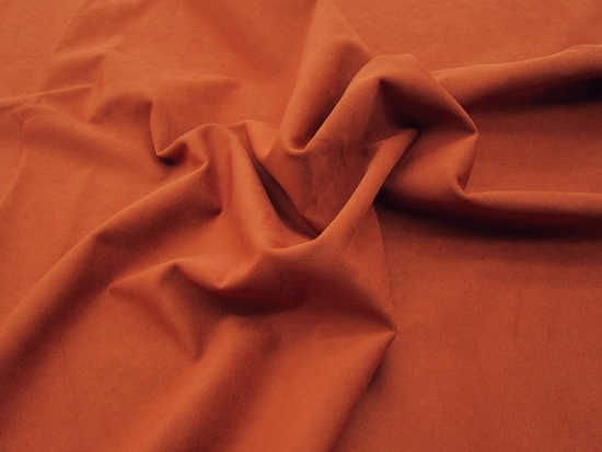 1 yard of Genuine Ambiance HP Ultrasuede Color 8224 canyon