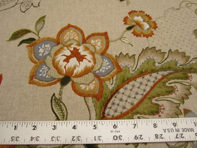 11 1/2 yards of Special Moments gold by P Kaufmann drapery fabric