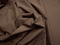11 yards of Flannelsuede upholstery fabric color mahogany