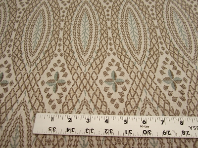 14 1/4 yds Robert Allen Arizona Way Sunbrella indoor/outdoor uph fabric