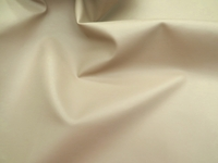 15 yards Apache color beige bonded leather upholstery fabric