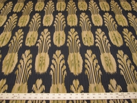 2 1/2 yards of Kravet Ikat pattern upholstery fabric