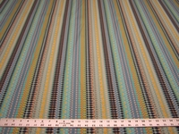 2 1/2 yards Robert Allen Alpenglow Turquoise upholstery fabric