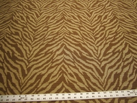 2 1/4 yards Kravet animal skin patterned upholstery fabric