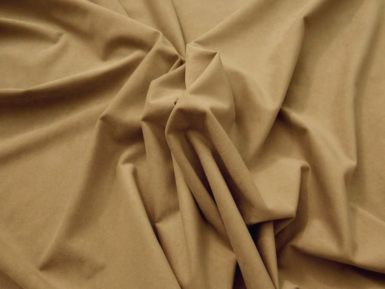 2 1/8 yards of Genuine Ambiance HP Ultrasuede Color 3092 Sahara