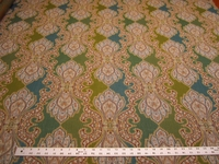 2 1/8 yards of Robert Allen Crown Top pool upholstery fabric
