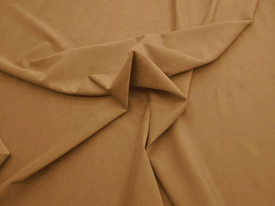 2 3/8 yards of Genuine Ambiance HP Ultrasuede Color 5206 ginger