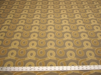 2 3/8 yards of Robert Allen Graceful Swirl scroll upholstery fabric