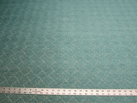2 3/8 yards Robert Allen Marble Arch upholstery fabric turquoise