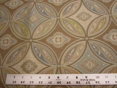 2 5/8 yards Stroheim San Miguel Sea Tint upholstery fabric