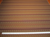 2 7/8 yards Kravet southwest chain stripe upholstery fabric