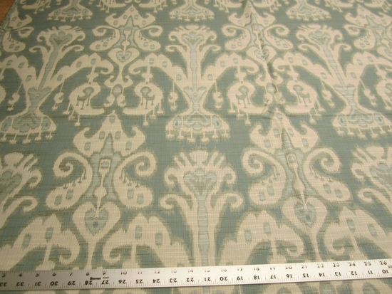 2 yards of Kravet Ikat Southwest Kilims upholstery fabric