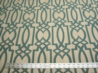 2 yards of Fabricut Pendulum geometric upholstery fabric
