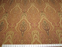 3 1/2 yards of Kravet damask upholstery fabric r2829