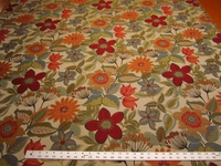 3 1/2 yards Swavelle/Mill Creek Ooh La La Carnival upholstery fabric