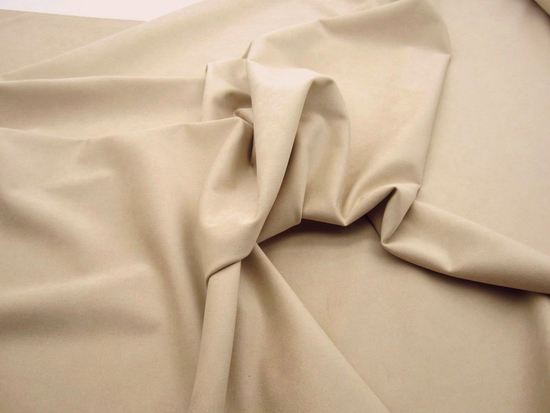 3 1/8 yards of Genuine Ambiance HP Ultrasuede color 3916 doeskin