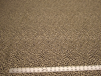 3 5/8 yards Kravet animal skin patterned upholstery fabric