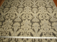 3 5/8 yards of Kravet Ikat design upholstery fabric