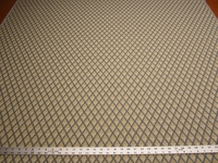 3 yards Kravet Smart Diamond Patterned Upholstery Fabric
