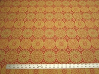 4 1/4 yards of Fabricut Charity Camellia upholstery fabric
