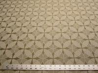 4 1/4 yards of Kravet Clockwork Geometric crypton upholstery fabric