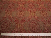 4 1/4 yards of Kravet paisley upholstery fabric