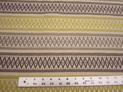 4 3/4 yards of textured diamond pattern frieze upholstery fabric
