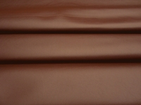 4 yards of brown grained vinyl upholstery fabric