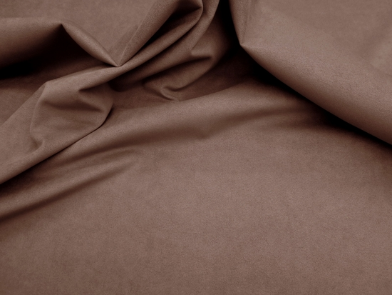 5 3/8 yards of Genuine Ambiance HP Ultrasuede Color 3274 beaver