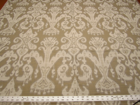 5 7/8 yards of Kravet Ikat Southwest Kilims upholstery fabric