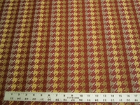 6 1/4 yards of Tarlek houndstooth crypton upholstery fabric