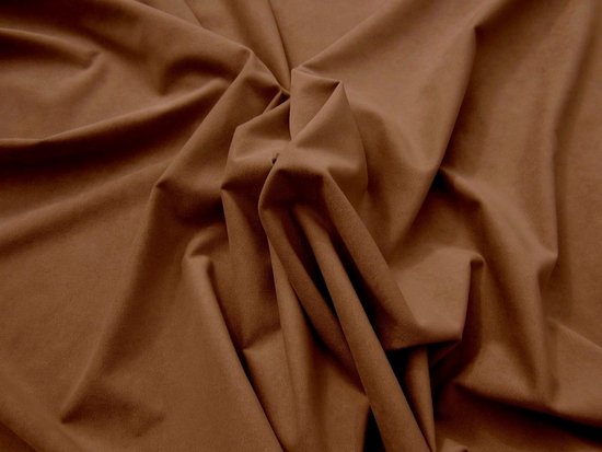6 3/4 yards of Genuine Ambiance HP Ultrasuede color 3912 maplewood