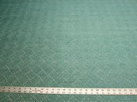 6 3/8 yards Robert Allen Marble Arch upholstery fabric turquoise