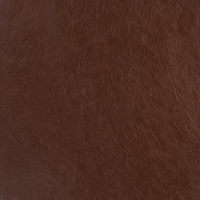 6 yards chocolate faux leather vinyl upholstery fabric