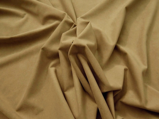 7 1/2 yards of Genuine Ambiance HP Ultrasuede Color 3092 Sahara