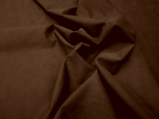 7 3/4 yards of Genuine Ambiance HP Ultrasuede Color 3147 coffeebean