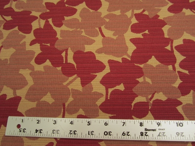 7 5/8 yards Sunbury Tulip crypton upholstery fabric