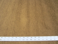 9 1/4 yards of high quality coffee brown chenille upholstery fabric