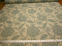 9 yards Dominica color mist Bella Dura upholstery fabric