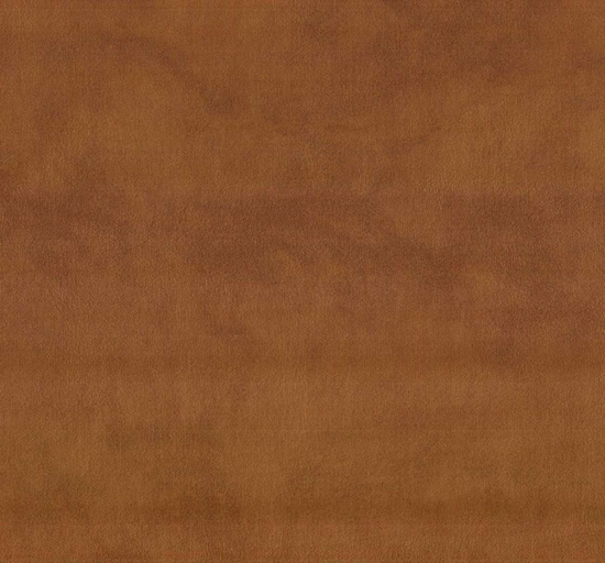 Aspen color saddle tan bonded leather upholstery fabric