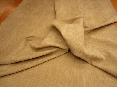 """Corey"" by Richloom corded upholstery fabric color pecan per yard listing"