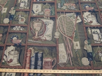 ft780 Sports trophy tapestry