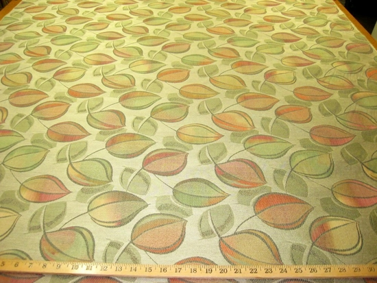 ft848, Leaf pattern cashew jaquard