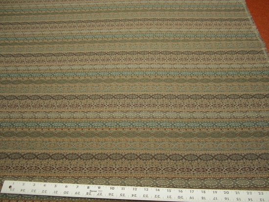 Kravet Textured Southwest Design Upholstery Fabric In Chain Stripe
