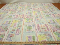 R1929, 3.6 yd Window View Drapery