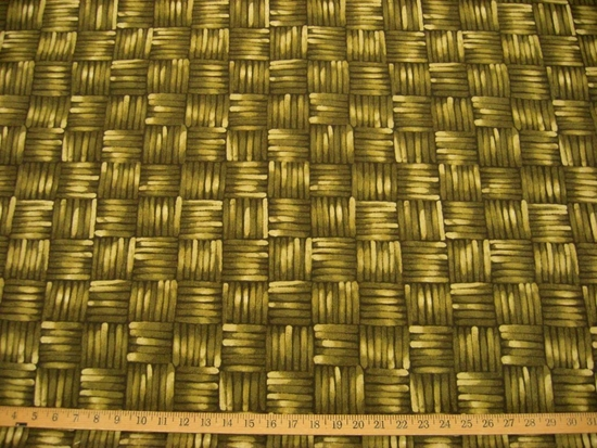 r8096b, 6.25 yd  Basketweave Outdoor Upholstery