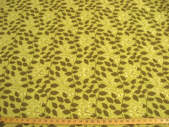 r8592, 1.75 yd Vine Floral Tapestry Upholstery