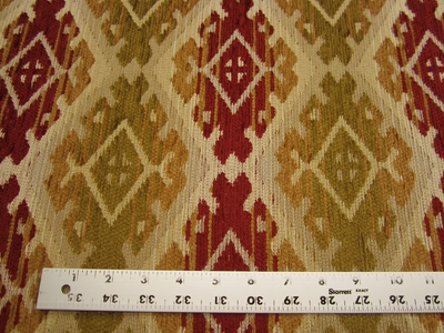 r8615, 5.4 yd Southwest Design Upholstery