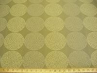 r8859, 2.5 yd Textured Circles Upholstery