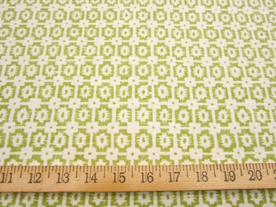 r9567, 4 1/2 yds Braemore Small Pattern Drapery